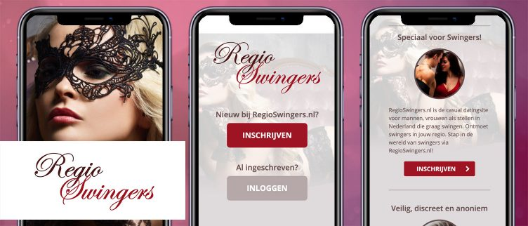 Screenshots RegioSwingers app