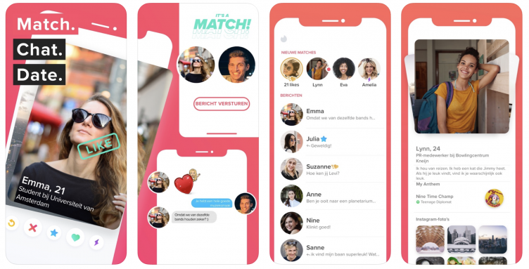 Matches to on get it take how tinder long does How Often